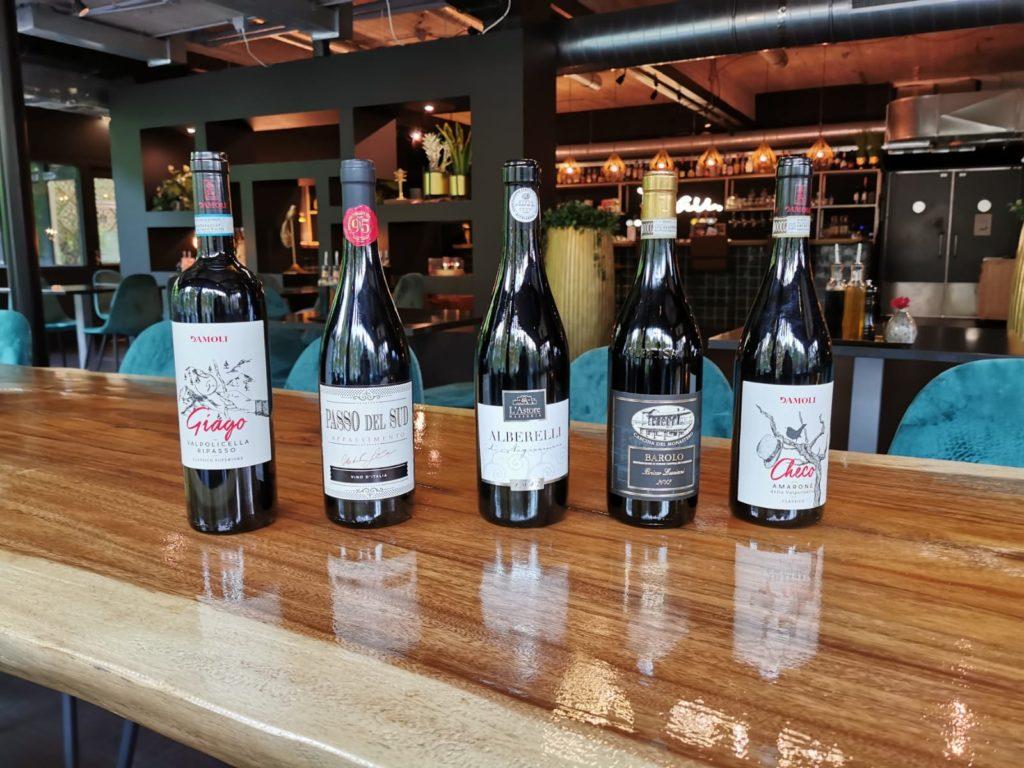 Wijnen Restaurant Beau Wageningen