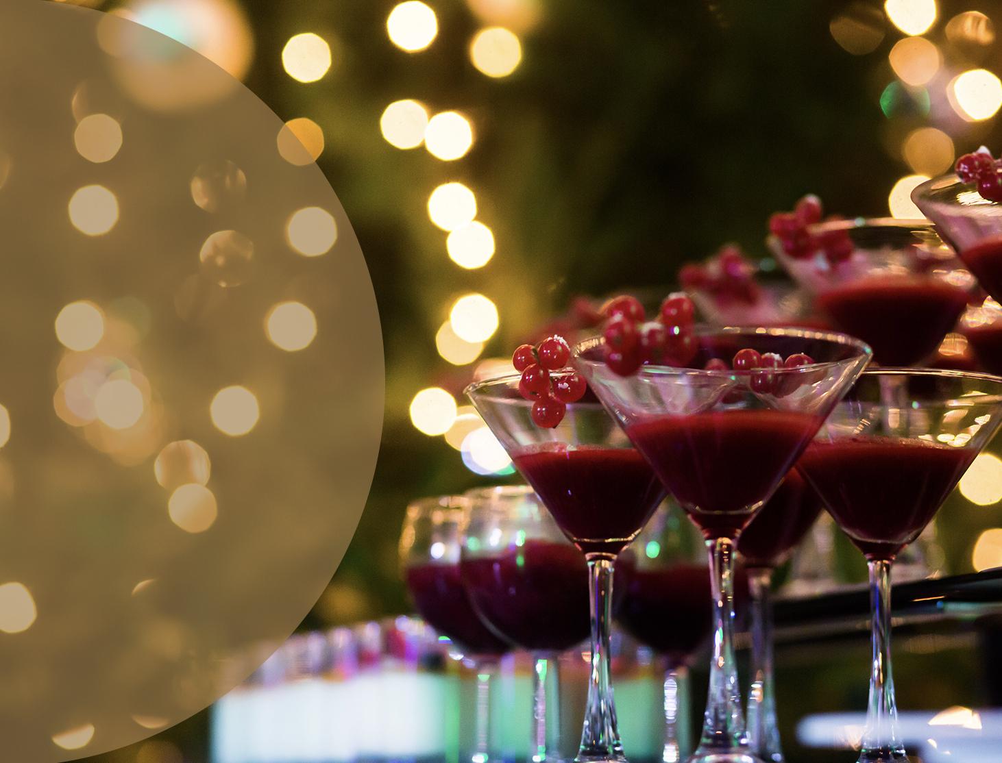 Kerst dinner buffet Hotel WICC