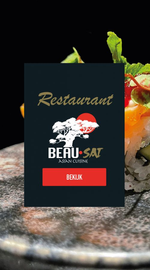 restaurant beau-sai home
